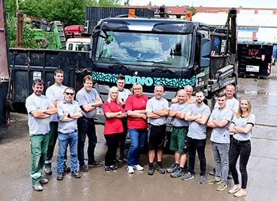 Containerdienst Team