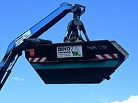 DINO Container Abfall