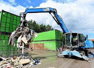 DINO Recyclinghof Berlin